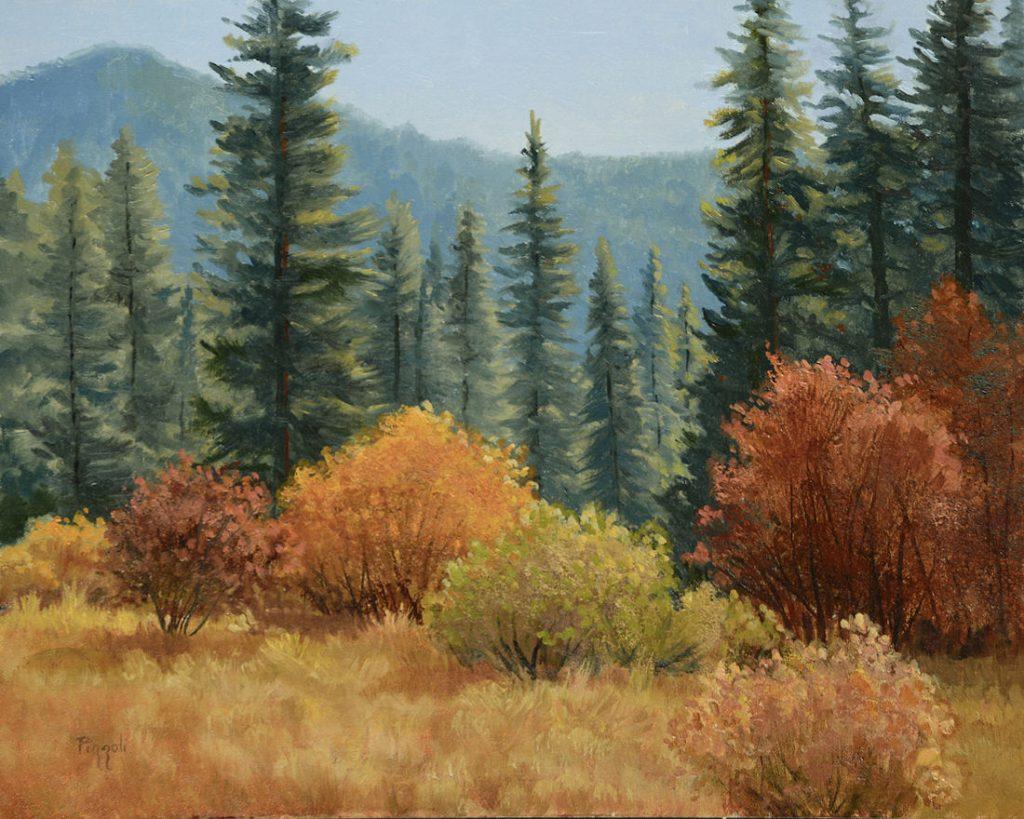 Autumn in the Upper Pecos