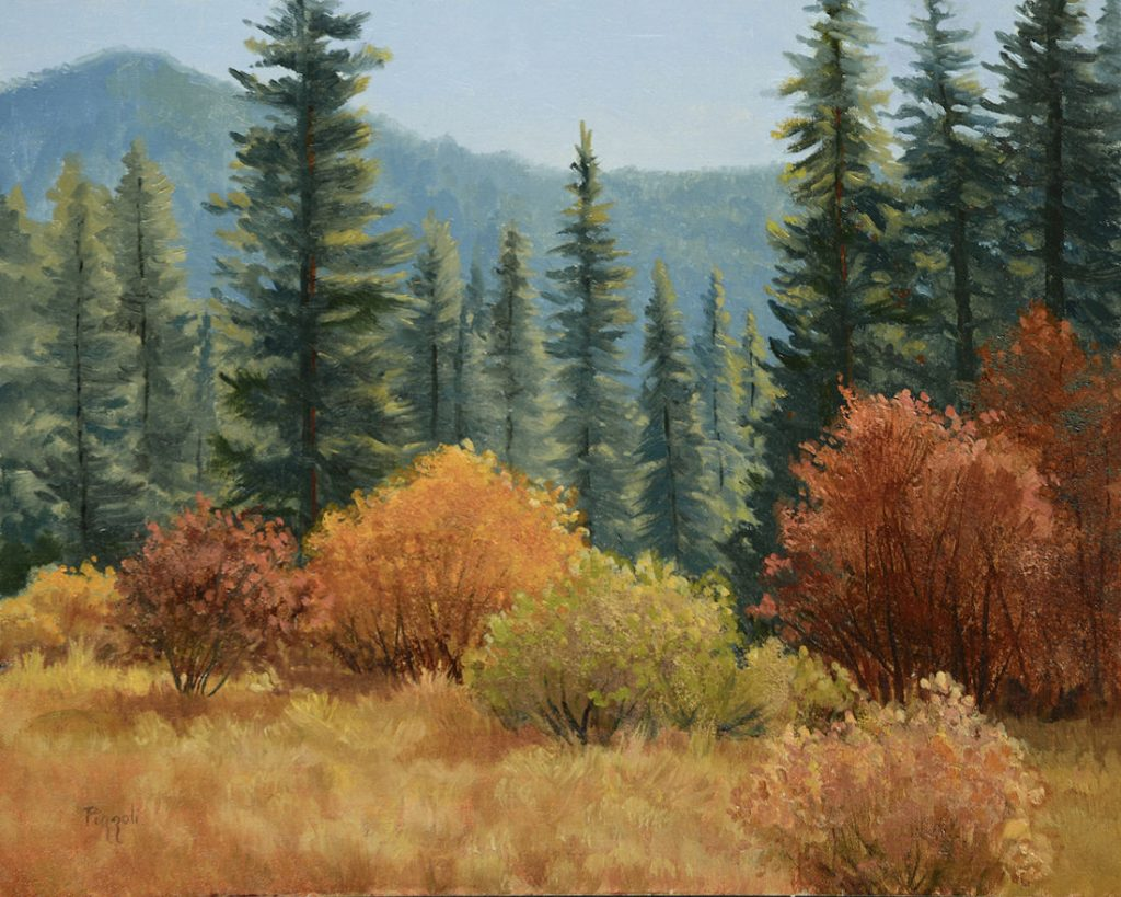 Autumn in the Upper Pecos