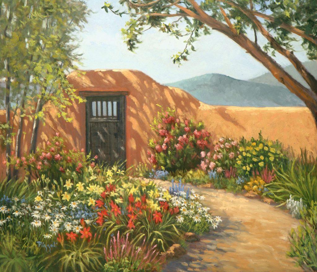 Las Golondrinas Garden