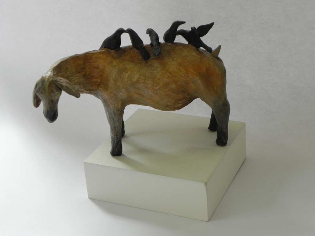 Jamie Winslow - Ceramic - 8 x 3 x 8 (high) inches