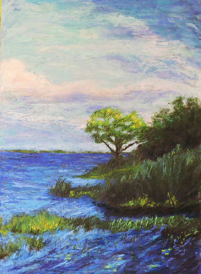 Belize - Soft Pastel - 22 x 30